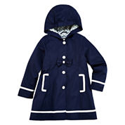 S Rothschild Girls Raincoat-Preschool