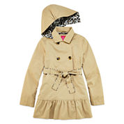 Classic Trench Raincoat