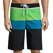 Burnside Triple Threat Stretch Boardshort