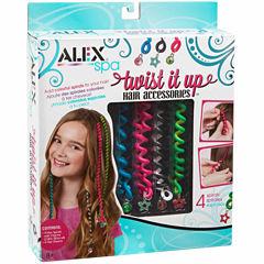 ALEX Spa Twist It Up Hair Accessories