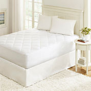 Sleep Philosophy Fit Nest Quilted Mattress Pad