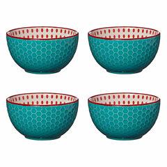 Pfaltzgraff 4-pc. Fruit Bowl