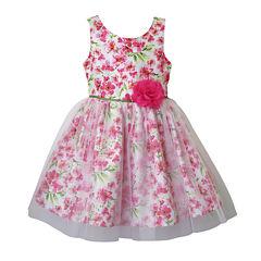 Lilt Sleeveless Floral Dress - Toddler Girls 2t-4t