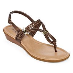 East 5th Dove Womens Sandal