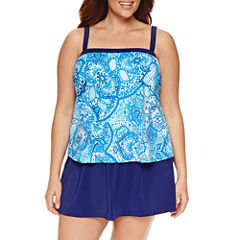 Le Cove Swim Dress - Plus