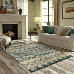 JCPenney Home Avery Printed Rectangular Rugs