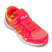 Fila® Volcanic Runner 5 Girls'  Running Shoes - Little Kids