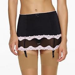 Jezebel Darlie Mesh Garter Skirt