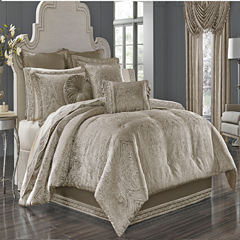 Queen Street Christina 4-pc. Comforter Set