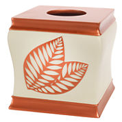 Popular Bath Fiji Tissue Box Cover