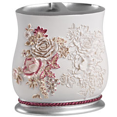 Popular Bath Secret Garden Toothbrush Holder