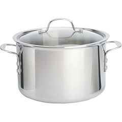 Calphalon® Tri-Ply 8-qt. Stainless Steel Stock Pot