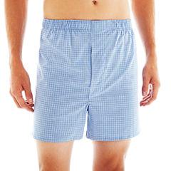 Hanes® 2-pk. Pima Cotton Stretch Boxers