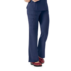 Jockey® 4-Pocket Tie-Waist Scrub Pants - Petite