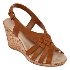 St. Johns Bay Questa Womens Wedge