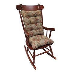 Klear Vu Somerset Jumbo Universal Rocking Chair Cushions