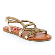 Union Bay Emma Womens Flat Sandals