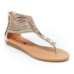 Union Bay Loretta Womens Flat Sandals