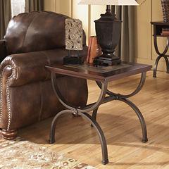 Signature Design by Ashley® Zander End Table