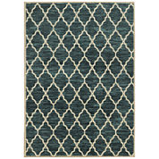 Scallop Geo Rectangular Rug