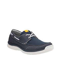 Clarks Marcus Edge Mens Boat Shoes