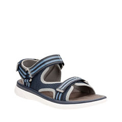 Clarks Of England Mens Strap Sandals