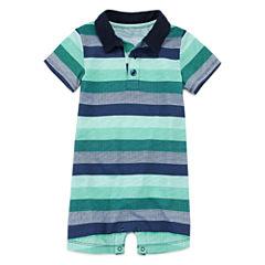 Arizona Short Sleeve Romper - Baby