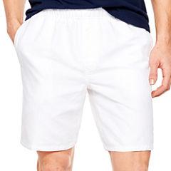 Island Shores™ Flat-Front Shorts