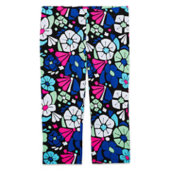 Total Girl Knit Capri Leggings - Preschool Girls