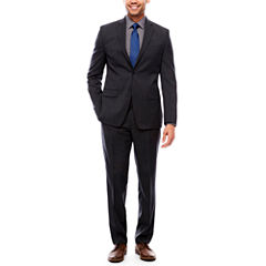 Collection by Michael Strahan Charcoal Texture Suit Separates- Classic Fit