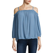 i jeans by Buffalo Off Shoulder Top