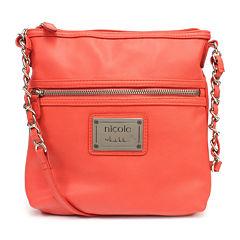nicole by Nicole Miller® Randy Crossbody Bag