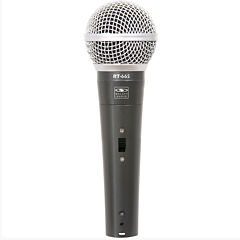 Galaxy RT66SP Dynamic Handheld Microphone with On-Off Switch and 15¼' Cable