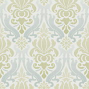 Nouveau Damask Peel-and-Stick Wallpaper