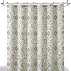 Royal Velvet® Monaco Shower Curtain