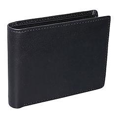 Royce® Blocking Euro Commuter Wallet