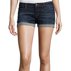 Arizona Keeper Roll-Cuff Shorts - Juniors