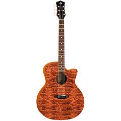 Luna Gypsy Bubinga Acoustic Guitar