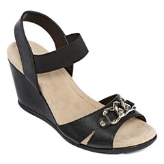 St. Johns Bay Leanne Womens Wedge