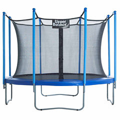 Upper Bounce 10ft Trampoline & Enclosure Set
