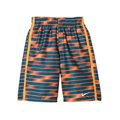 Nike Boys Amped Trunks-Big Kid