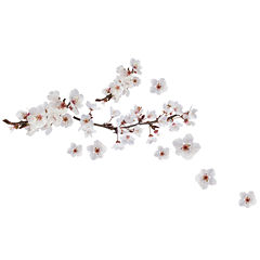 WallPops Photographic Blossom Wall Decal