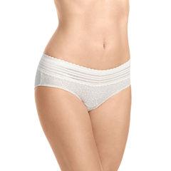 Warner's No Pinching, No Problems.® Lace-Trim Hipster Panties - 5609