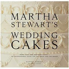 Martha Stewart's Wedding Cakes