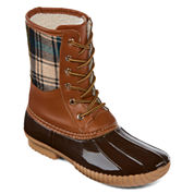 Henry Ferrera Mission 100 Plaid Rain Boots