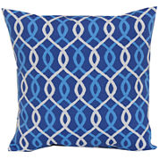 Outdoor Oasis™ Ogee Chain-Link Outdoor Pillow