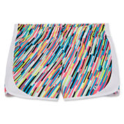 Xersion Solid Running Shorts - Preschool Girls