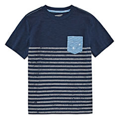 Arizona Short Sleeve T-Shirt-Big Kid Boys
