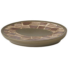 Popular Bath Mosaic Stone Soap Dish