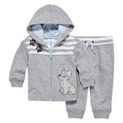 Disney Baby Collection Lady and the Tramp 2-pc. Pant Set - Baby Boys newborn-24m